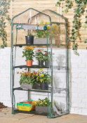 4 Tier Mini Greenhouse - Customer Returns