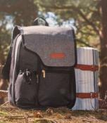 Ash Picnic Backpack for 2- Customer Returns