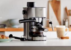 4 Bar Espresso Machine - Customer Returns