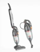 800W Grey 2 in 1 Stick Vacuum - Customer Returns