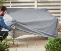 Love Seat Bench Cover- Customer Returns