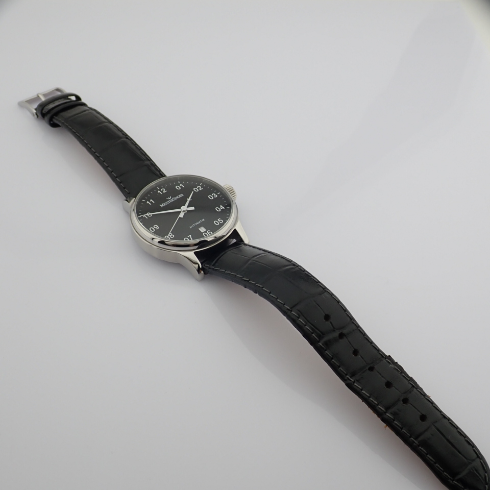 Meistersinger / Scrypto - Gentlemen's Steel Wrist Watch - Image 8 of 10