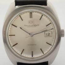 IWC / 1975 Automatic - Gentlemen's Gold/Steel Wrist Watch