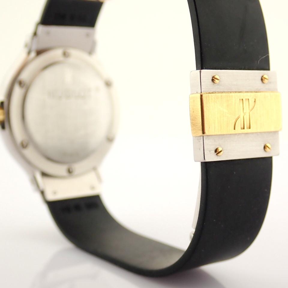Hublot / MDM Diamond 18K Gold & Steel - Lady's Gold/Steel Wrist Watch - Image 4 of 17