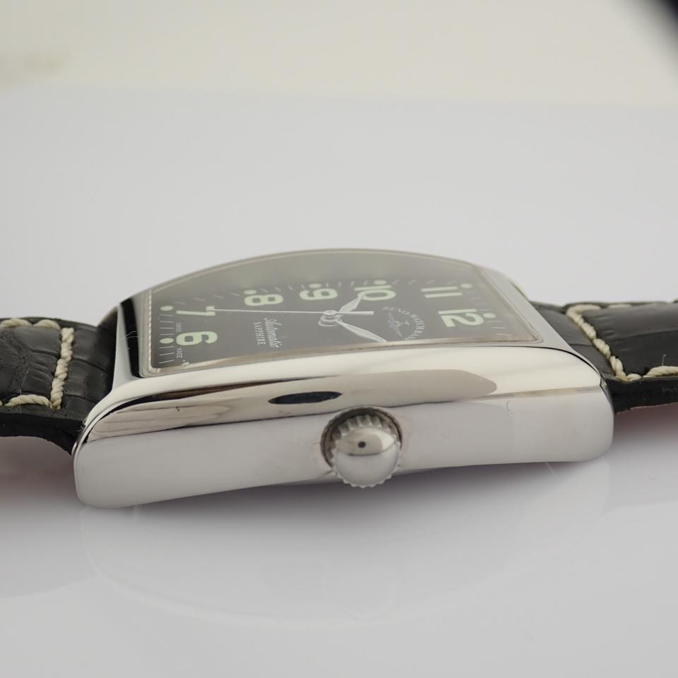 Zeno-Watch Basel / 2934 - Gentlemen's Steel Wrist Watch - Image 7 of 12