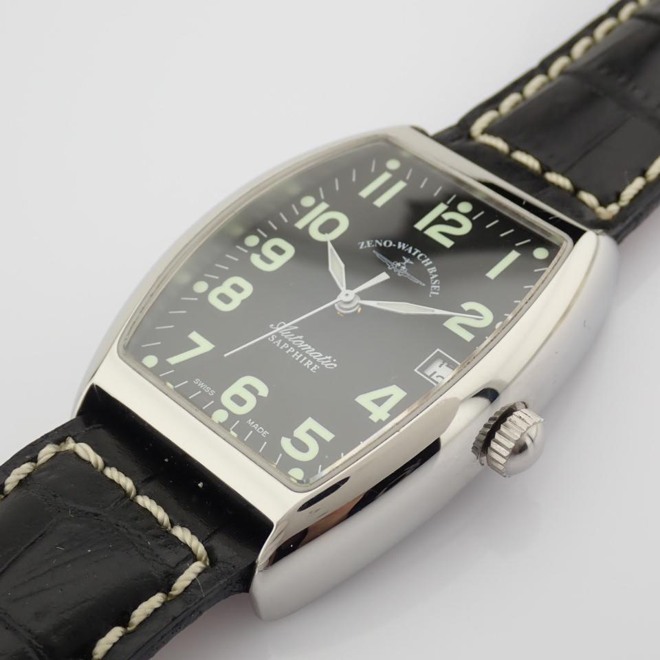 Zeno-Watch Basel / 2934 - Gentlemen's Steel Wrist Watch - Image 8 of 12
