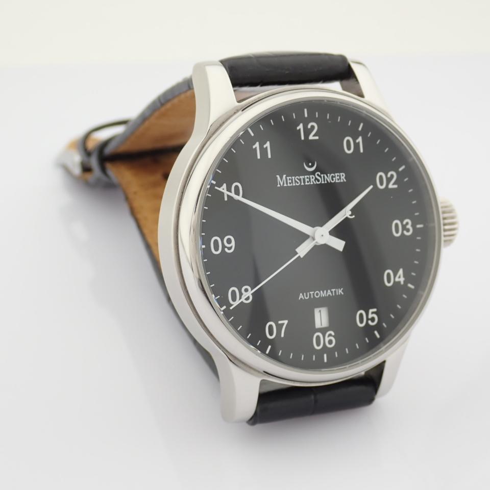 Meistersinger / Scrypto - Gentlemen's Steel Wrist Watch - Image 3 of 10
