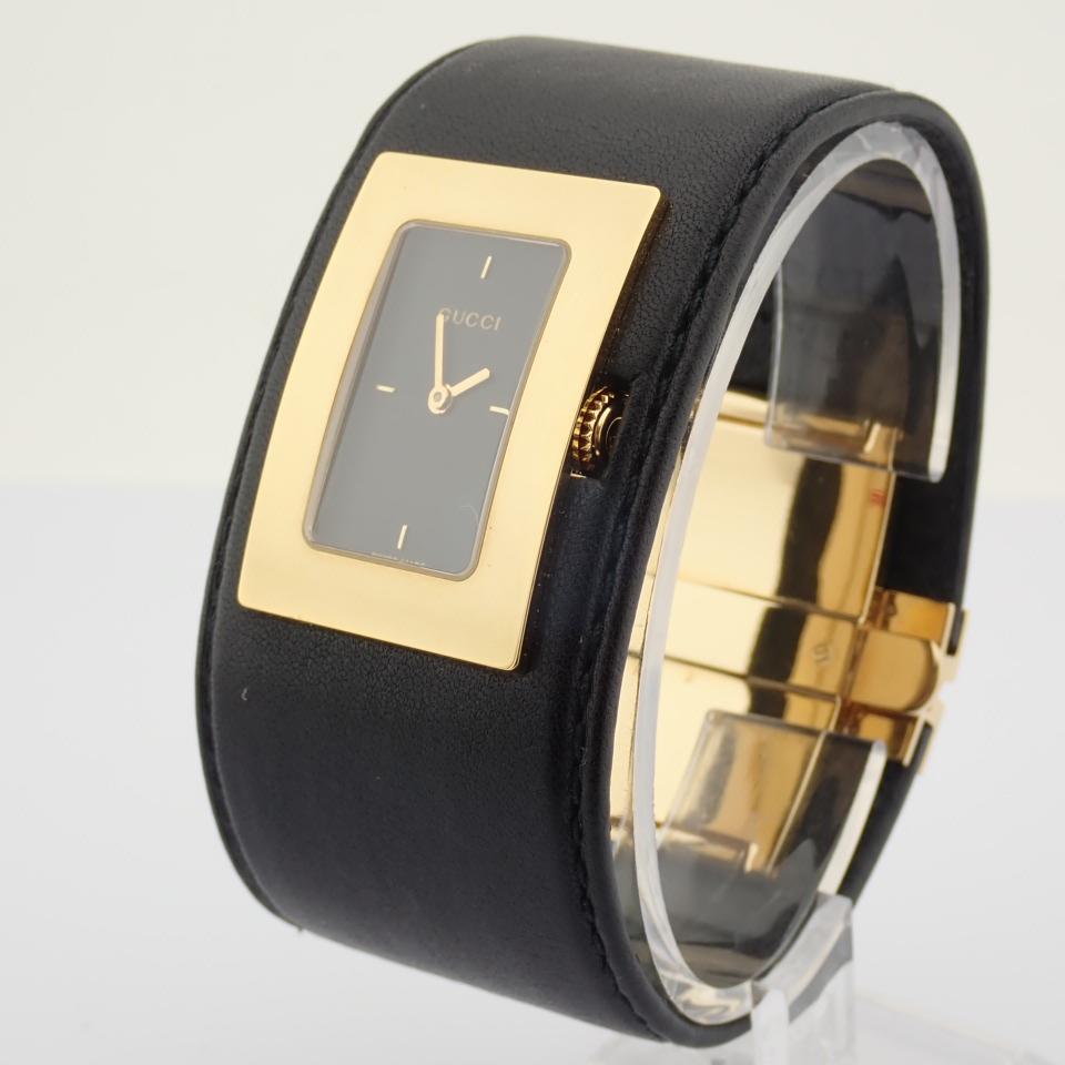 Gucci / 7800L - Lady's Steel Wrist Watch - Image 9 of 17