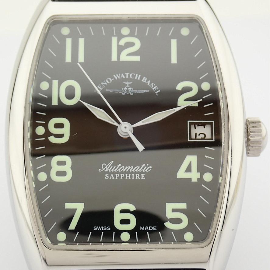 Zeno-Watch Basel / 2934 - Gentlemen's Steel Wrist Watch