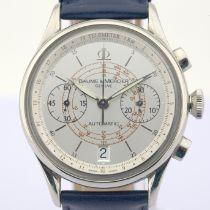 Baume & Mercier / 65542 - Gentlemen's Steel Wrist Watch