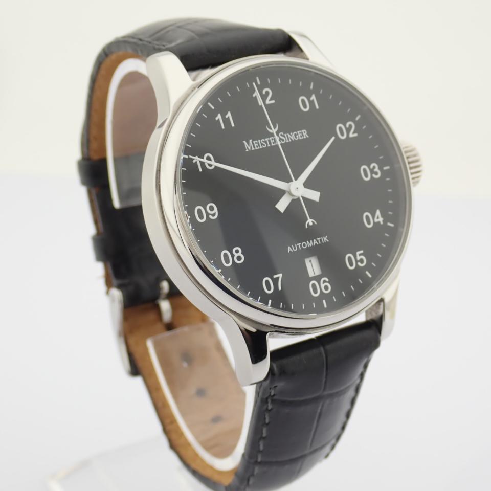 Meistersinger / Scrypto - Gentlemen's Steel Wrist Watch - Image 4 of 10