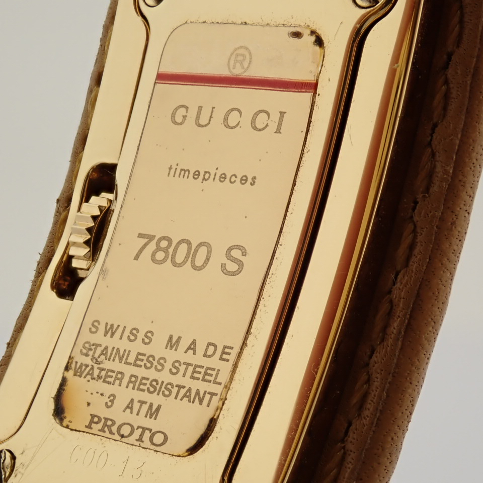 Gucci / 7800S - Lady's Steel Wrist Watch - Image 9 of 22