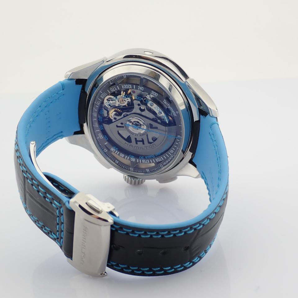 Hamilton / Jazzmaster Face2Face II - Gentlemen's Steel Wrist Watch - Image 11 of 13