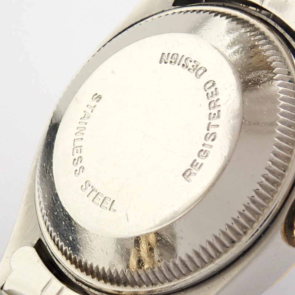 Rolex / Oyster Perpetual Date 6917 - Lady's Steel Wrist Watch - Image 12 of 13