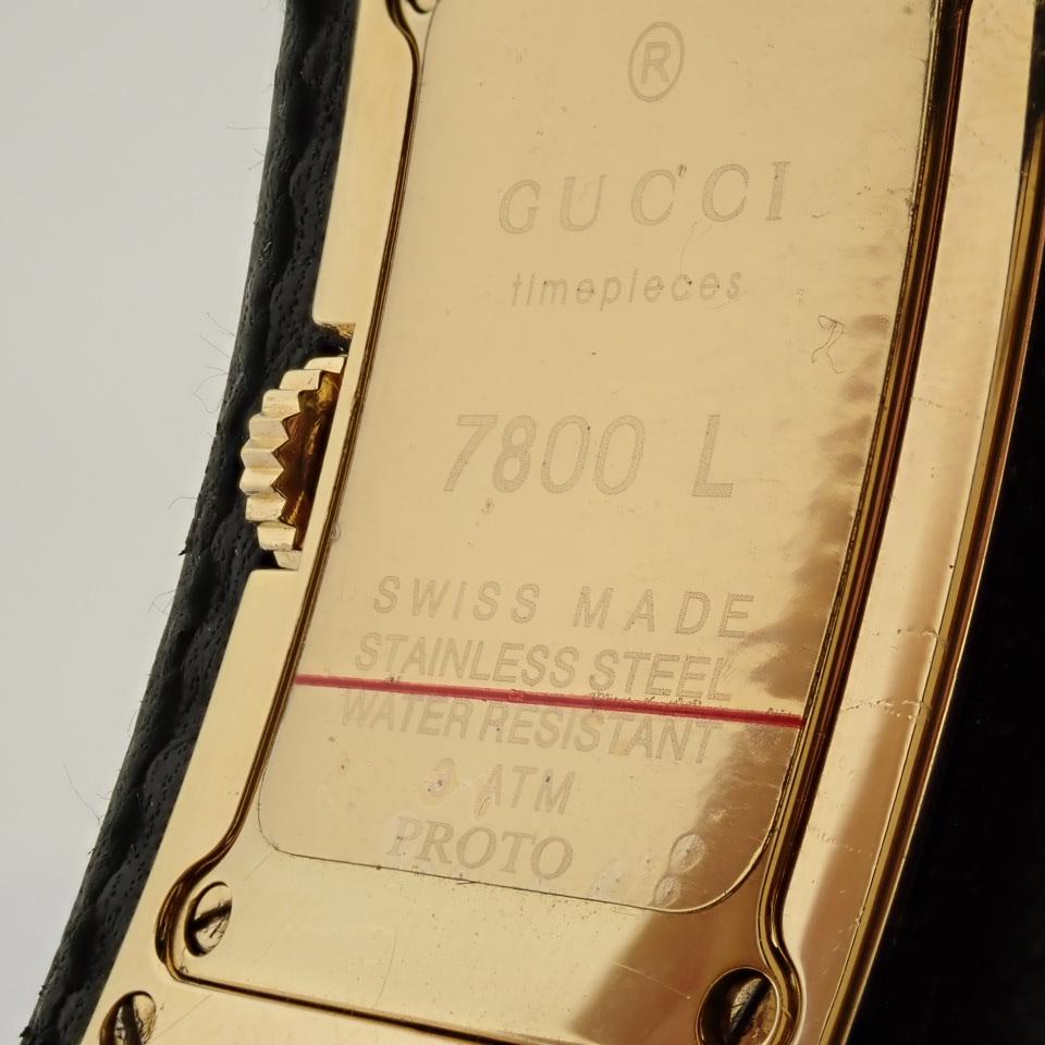 Gucci / 7800L - Lady's Steel Wrist Watch - Image 13 of 17