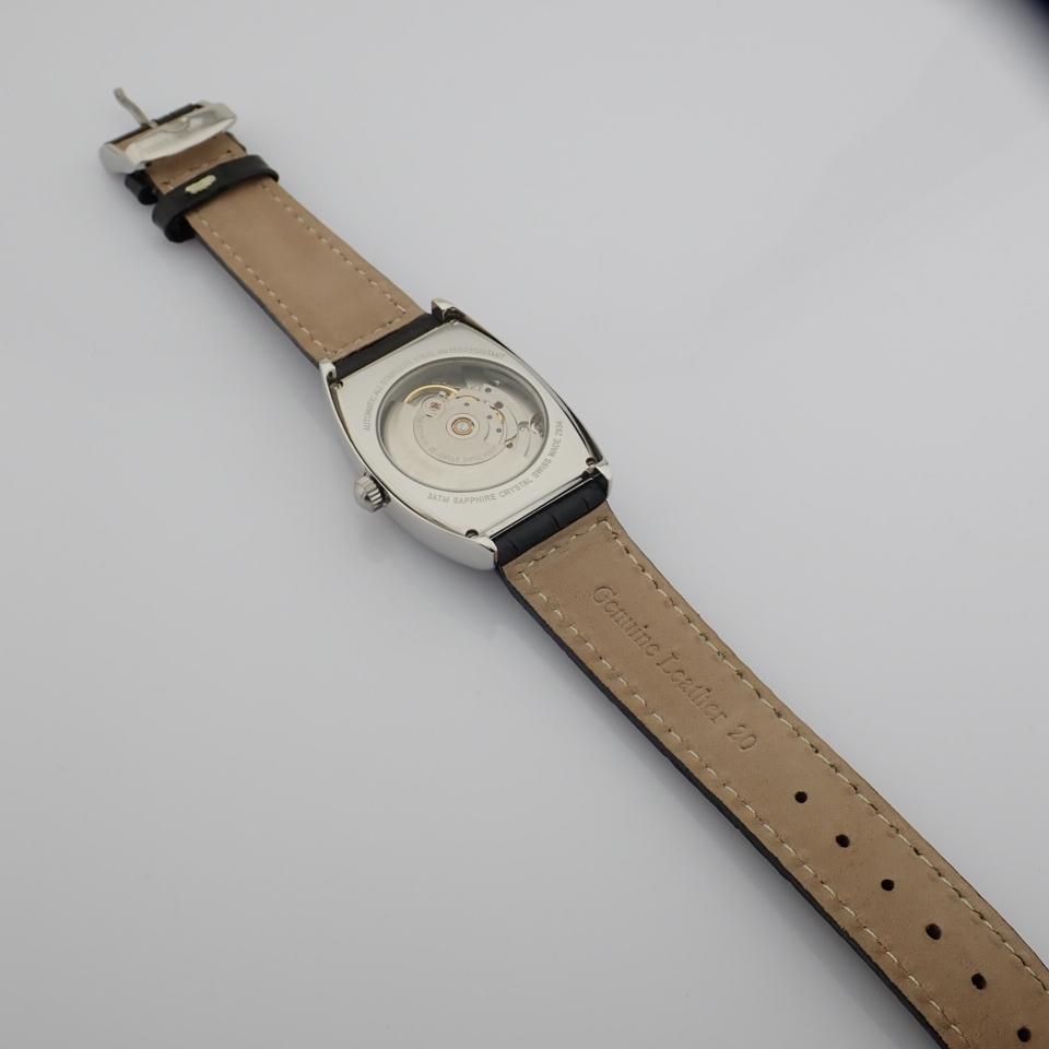 Zeno-Watch Basel / 2934 - Gentlemen's Steel Wrist Watch - Image 10 of 12