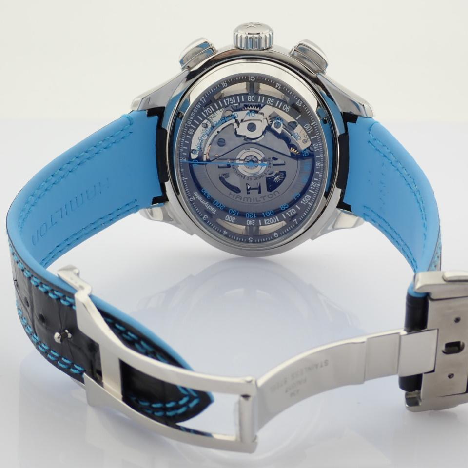 Hamilton / Jazzmaster Face2Face II - Gentlemen's Steel Wrist Watch - Image 10 of 13