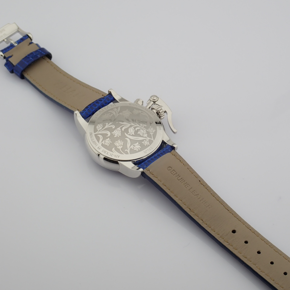 Graham / Chronofighter Lady Moon - Lady's Steel Wrist Watch - Image 4 of 15
