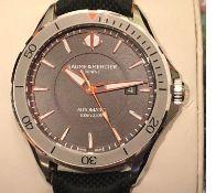 Baume & Mercier / Clifton Club - Gentlemen's Steel Wrist Watch