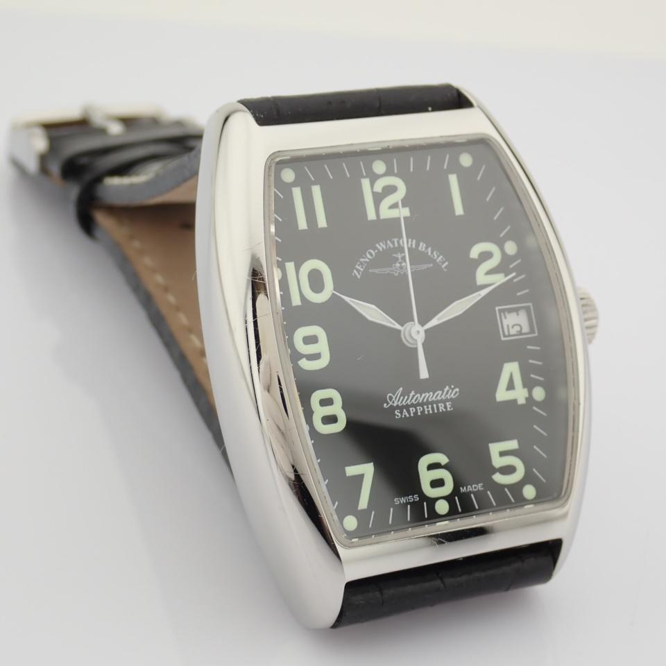 Zeno-Watch Basel / 2934 - Gentlemen's Steel Wrist Watch - Image 4 of 12