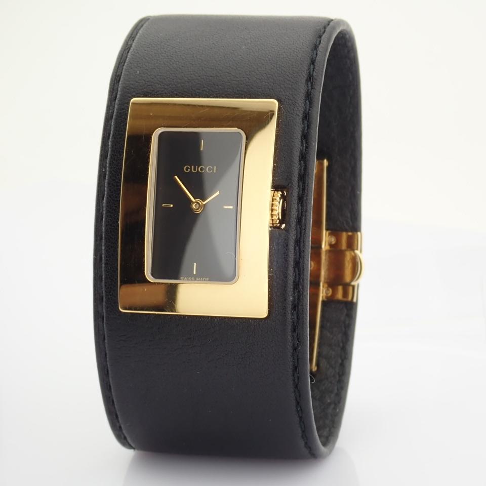 Gucci / 7800L - Lady's Steel Wrist Watch - Image 6 of 17
