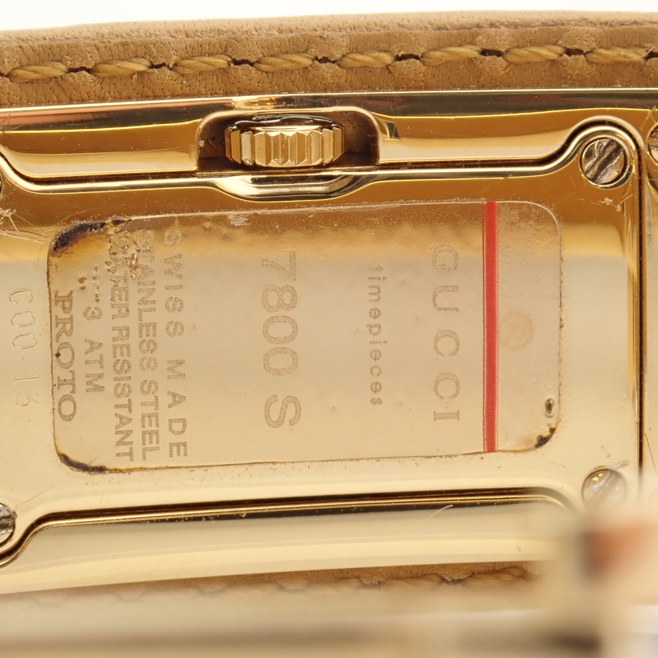 Gucci / 7800S - Lady's Steel Wrist Watch - Image 8 of 22
