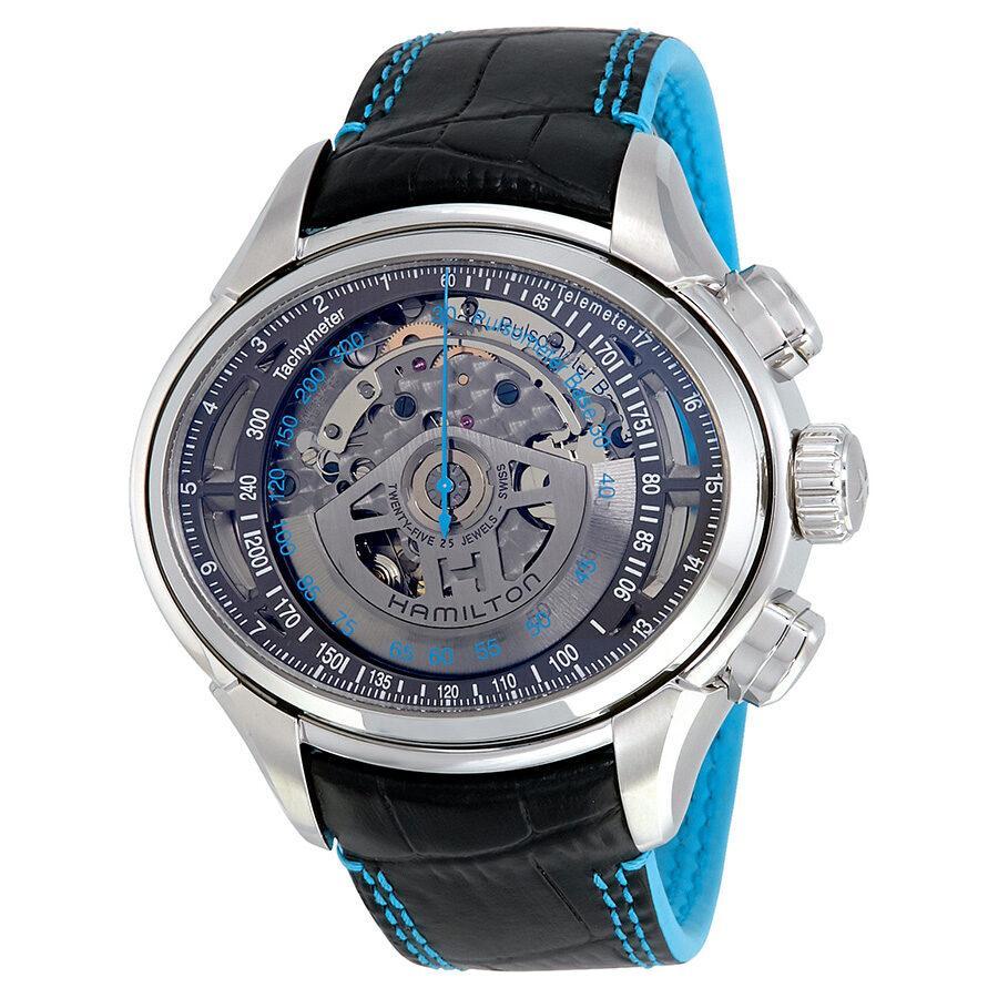 Hamilton / Jazzmaster Face2Face II - Gentlemen's Steel Wrist Watch - Image 6 of 13