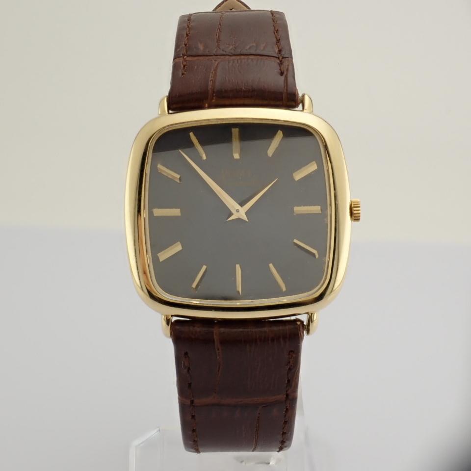 Piaget / 18K - Gentlemen's Yellow gold Wrist Watch - Image 7 of 9