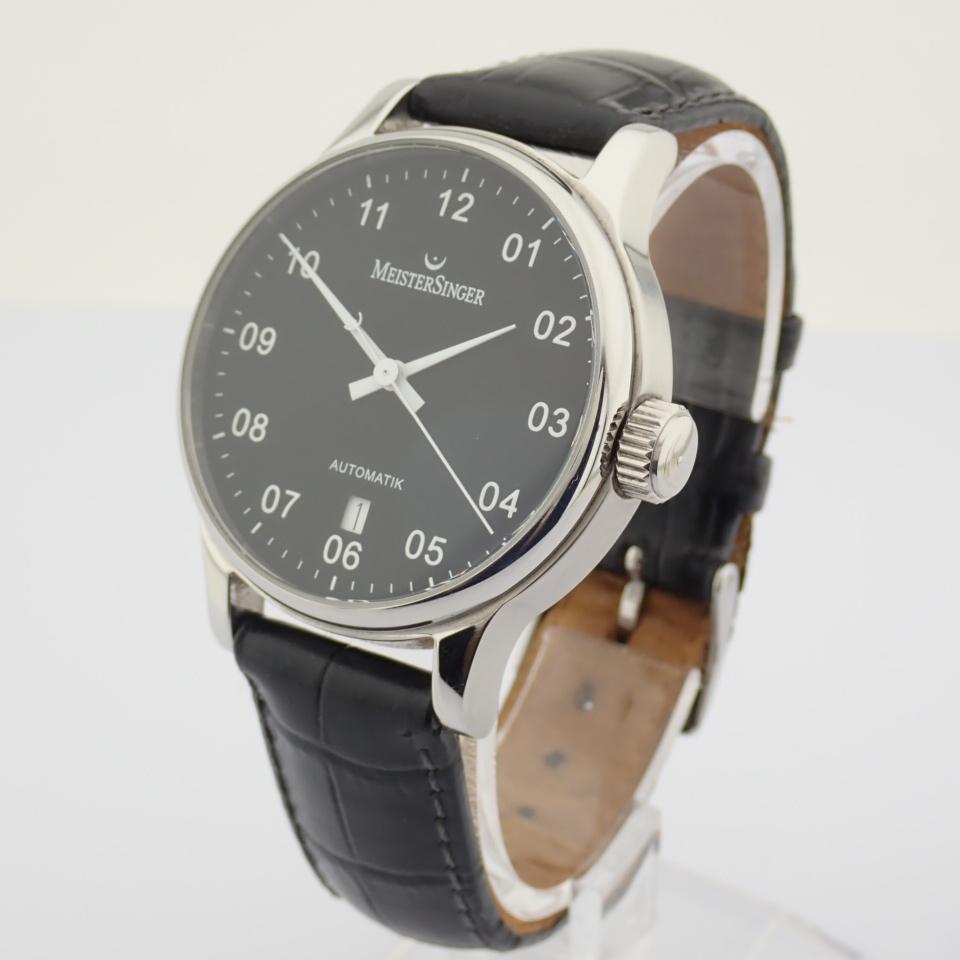 Meistersinger / Scrypto - Gentlemen's Steel Wrist Watch - Image 7 of 10