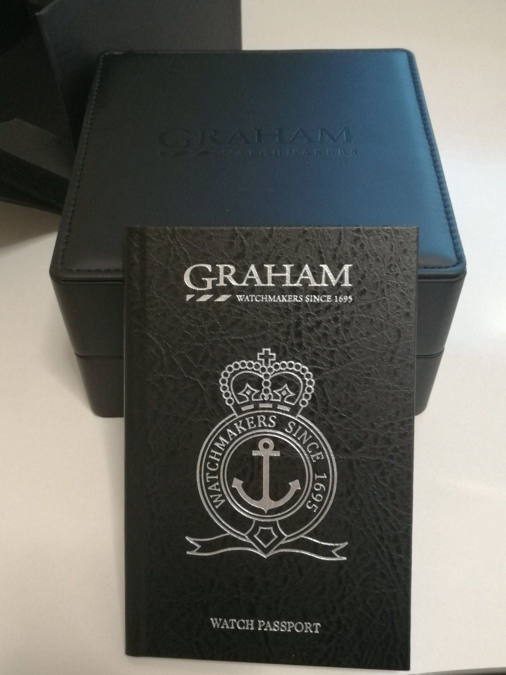 Graham / Chronofighter Lady Moon - Lady's Steel Wrist Watch - Image 6 of 15