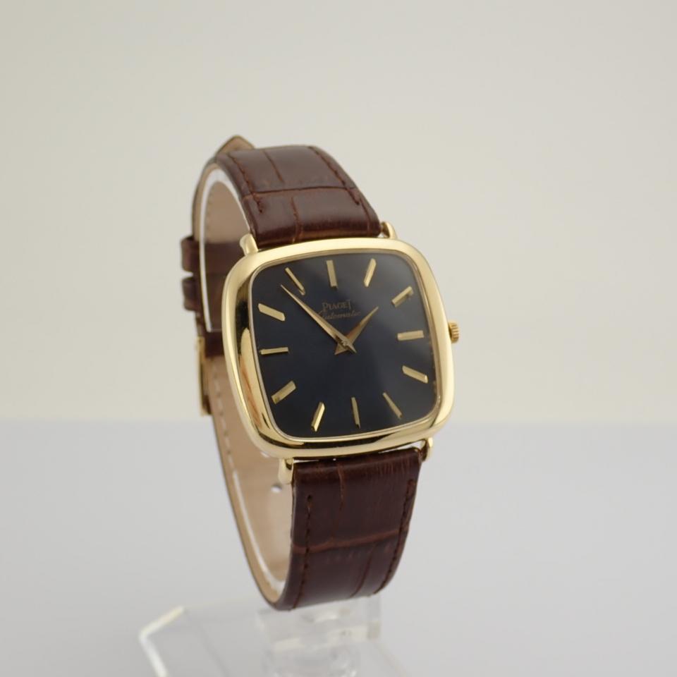 Piaget / 18K - Gentlemen's Yellow gold Wrist Watch - Image 8 of 9