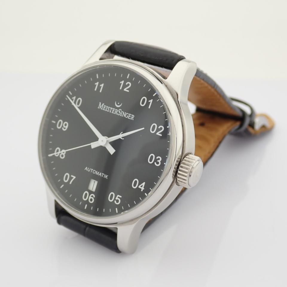 Meistersinger / Scrypto - Gentlemen's Steel Wrist Watch - Image 2 of 10