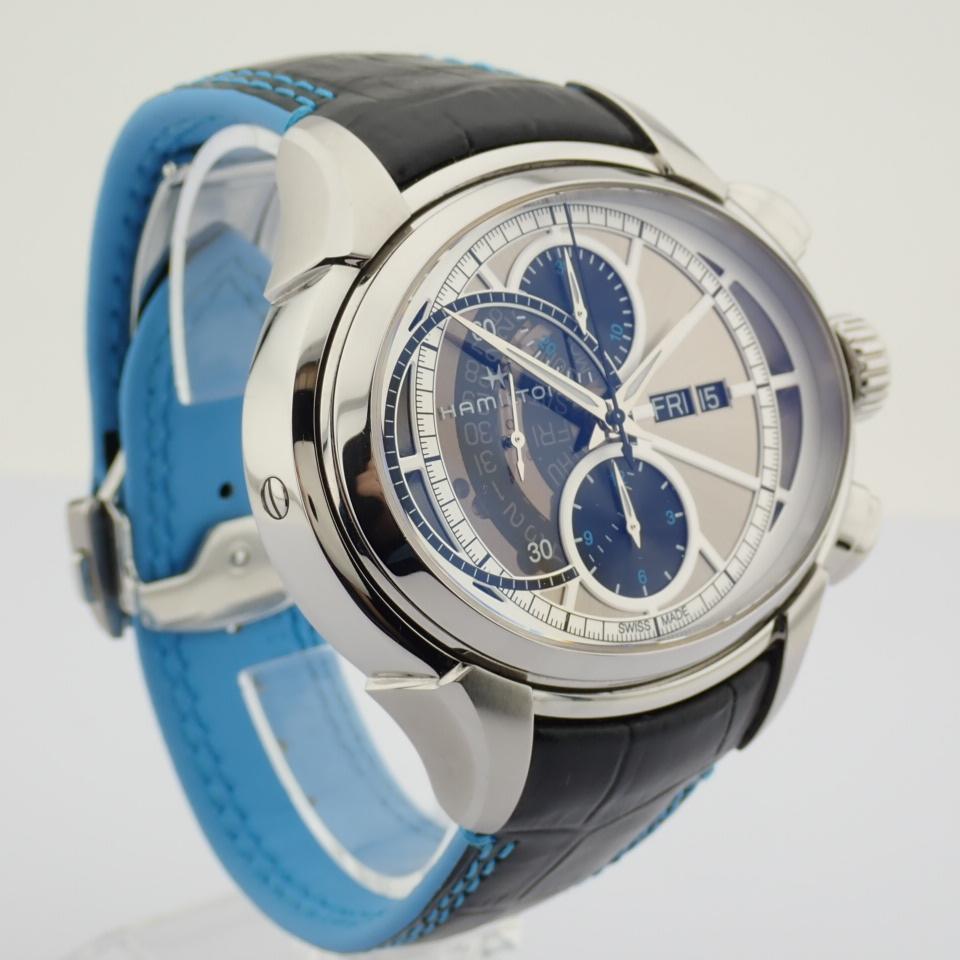 Hamilton / Jazzmaster Face2Face II - Gentlemen's Steel Wrist Watch - Image 12 of 13
