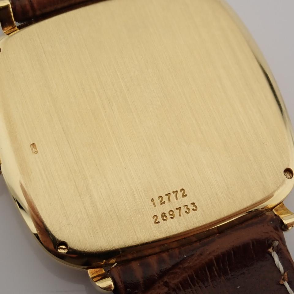 Piaget / 18K - Gentlemen's Yellow gold Wrist Watch - Image 6 of 9