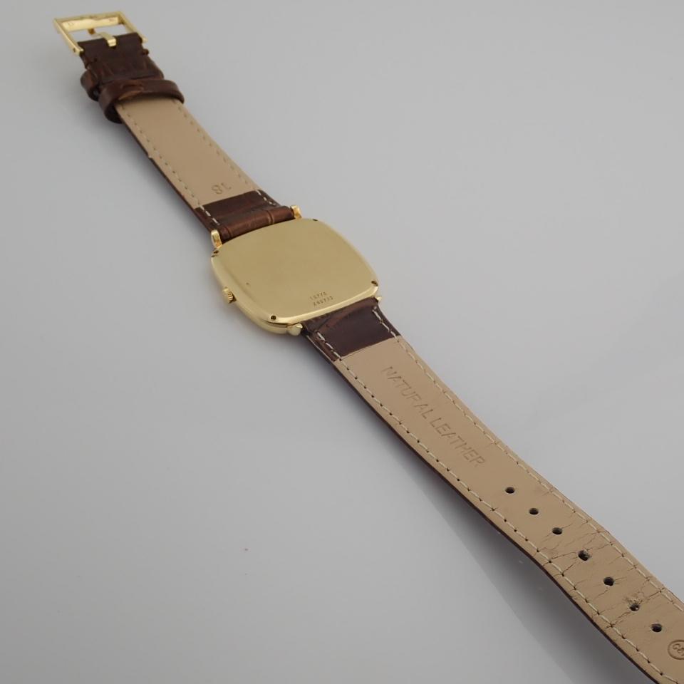 Piaget / 18K - Gentlemen's Yellow gold Wrist Watch - Image 5 of 9