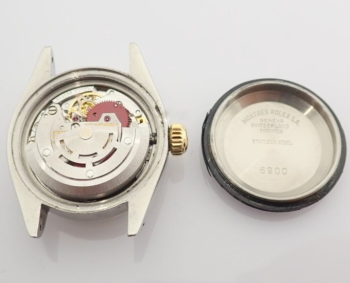 Rolex / Oyster Perpetual Date 6917 - Lady's Steel Wrist Watch - Image 2 of 13