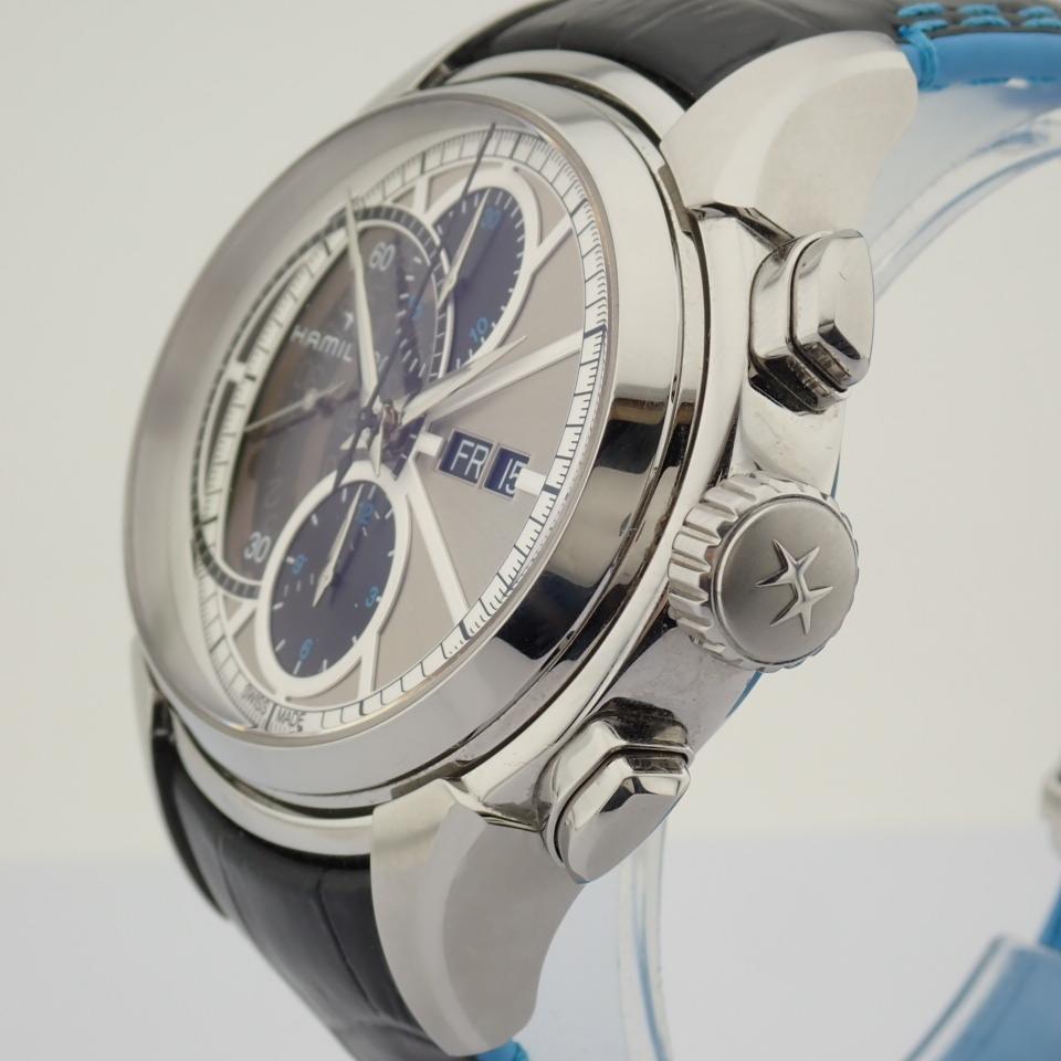 Hamilton / Jazzmaster Face2Face II - Gentlemen's Steel Wrist Watch - Image 3 of 13