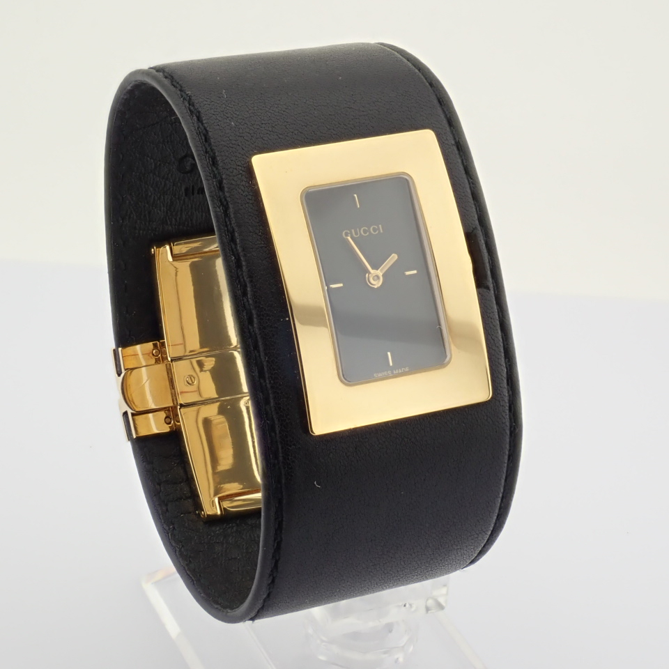 Gucci / 7800L - Lady's Steel Wrist Watch - Image 12 of 17