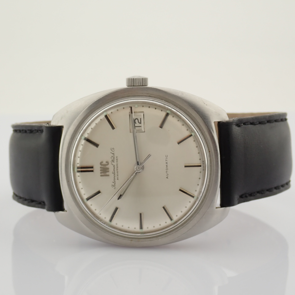 IWC / 1975 Automatic - Gentlemen's Gold/Steel Wrist Watch - Image 11 of 13