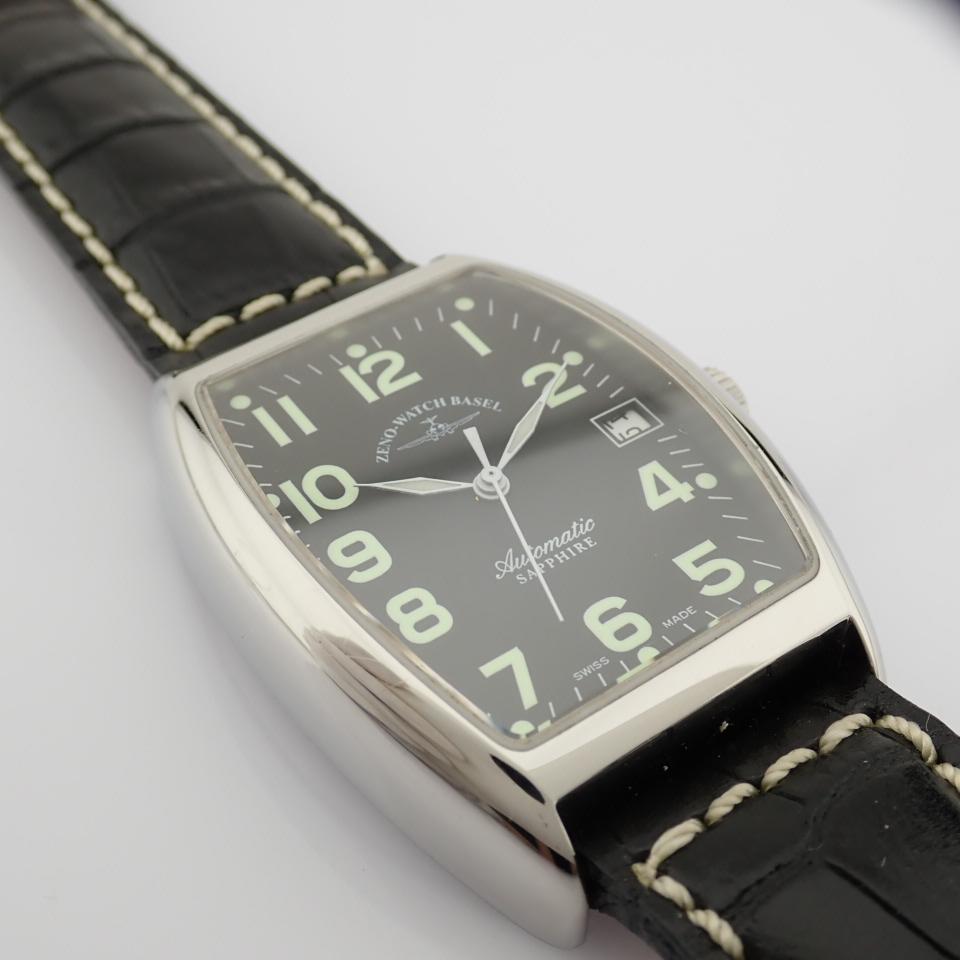 Zeno-Watch Basel / 2934 - Gentlemen's Steel Wrist Watch - Image 6 of 12