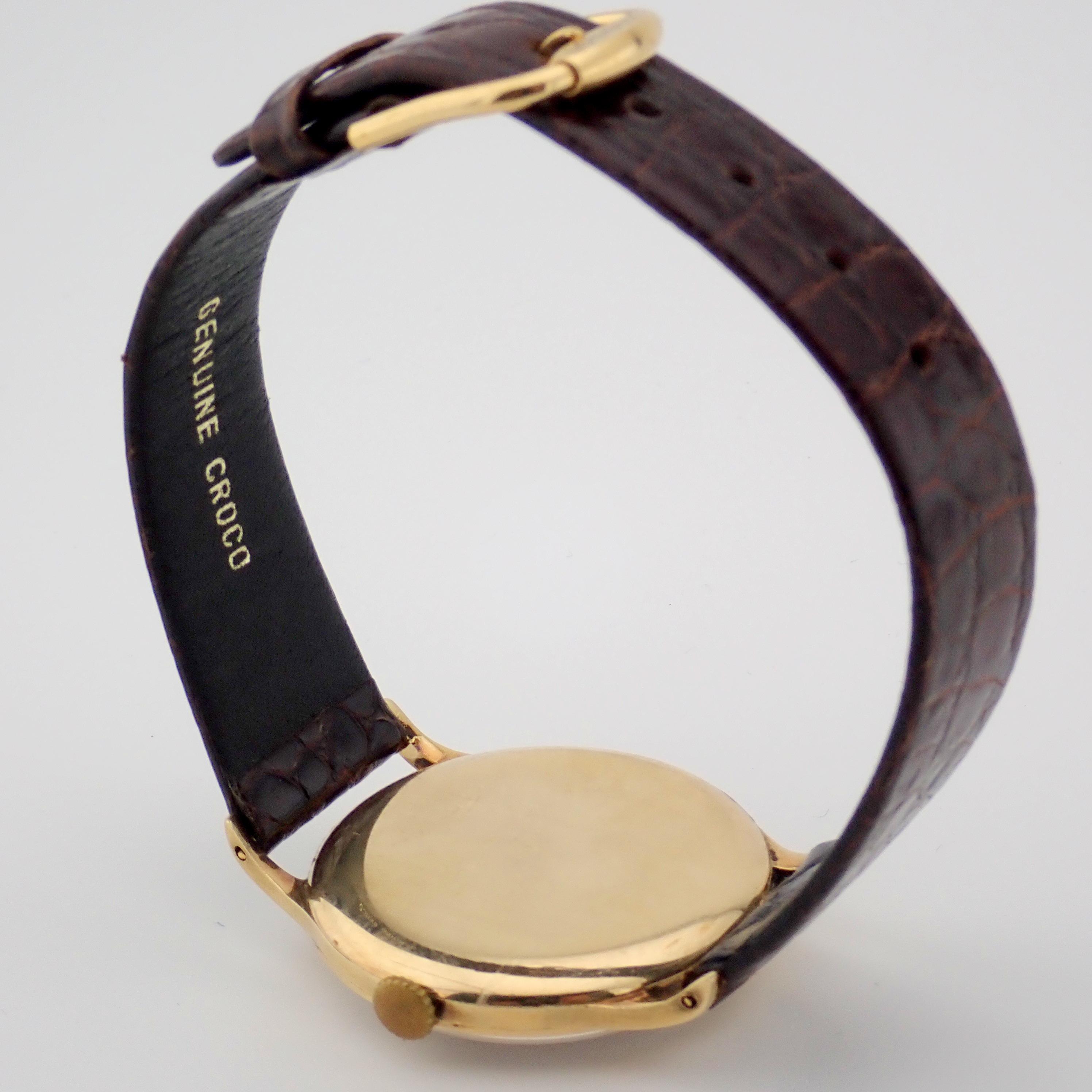 Tissot / Antimagnetique Classic 14K - Gentlemen's Yellow gold Wrist Watch - Image 12 of 12