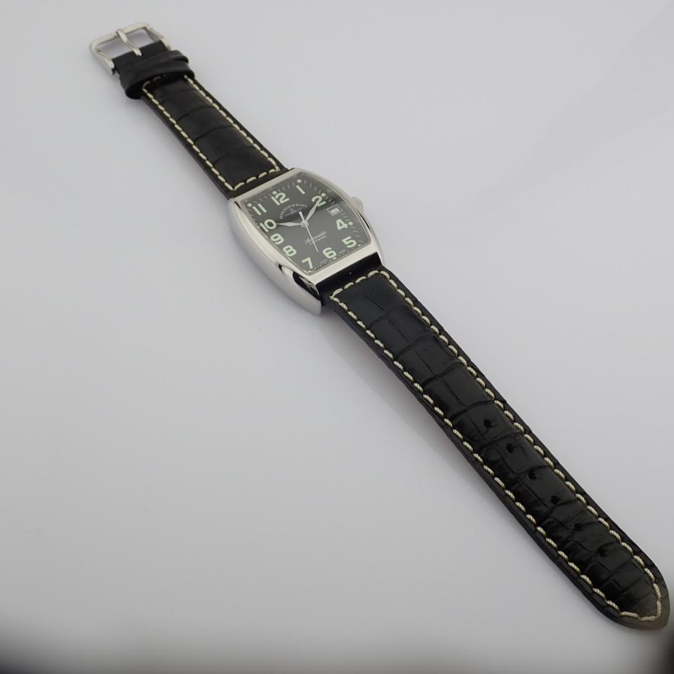 Zeno-Watch Basel / 2934 - Gentlemen's Steel Wrist Watch - Image 5 of 12