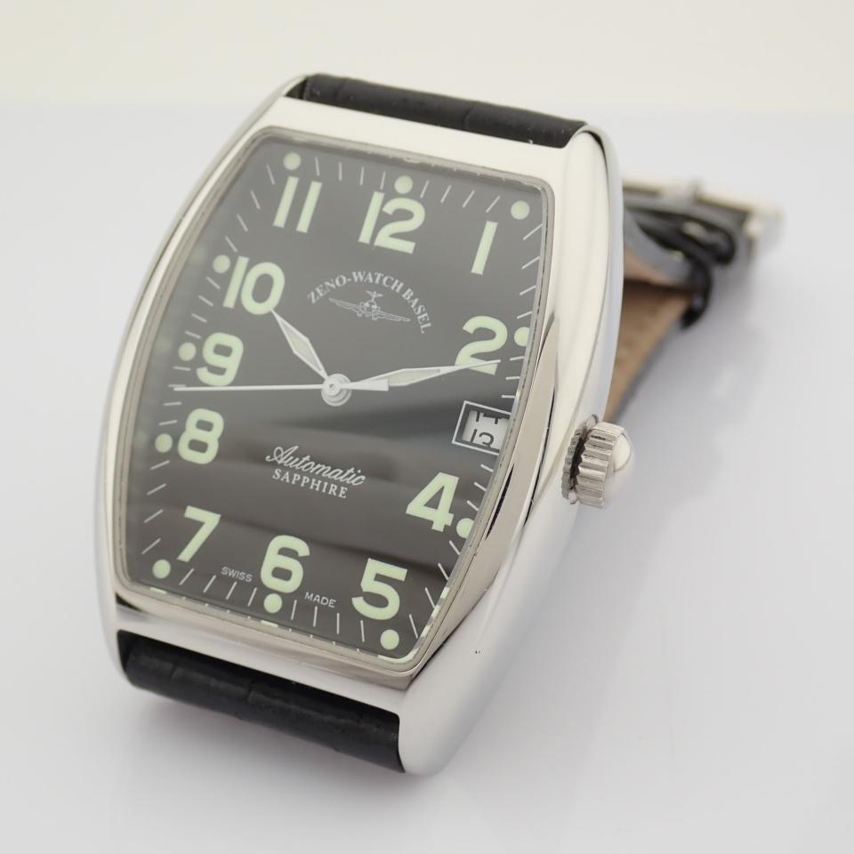 Zeno-Watch Basel / 2934 - Gentlemen's Steel Wrist Watch - Image 2 of 12
