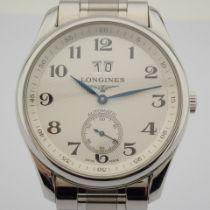 Longines / Master Collection L26764 - Gentlemen's Steel Wrist Watch