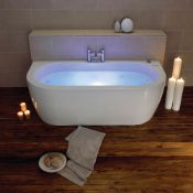New (W2) Decadence Luxury Double End Bath 1700x800mm. Decadence Is A Luxury, Double Ended Back ...