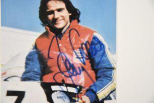 BARRY SHEENE (1950 - 2003) Original signature