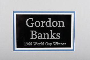 GORDON BANKS SIGNATURE PRESENTATION