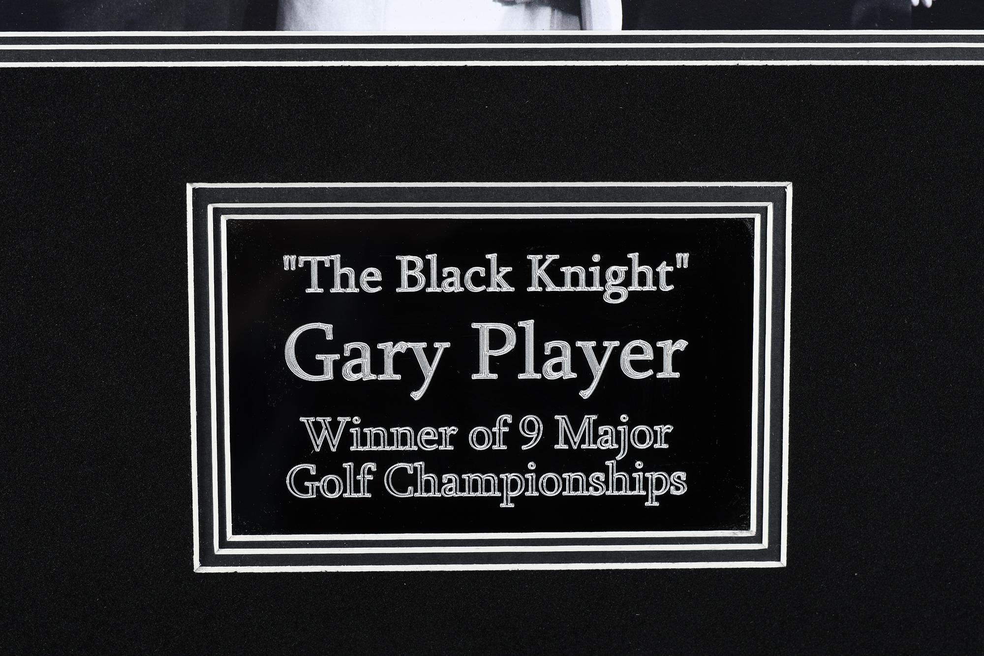 GARY PLAYER SIGNATURE PRESENTATION - Image 2 of 6