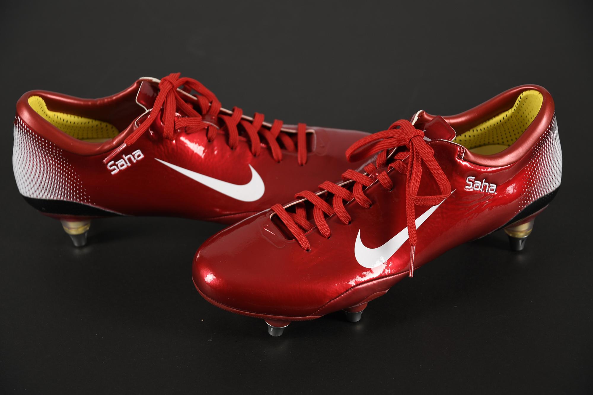 LOUIS SAHA Personalised Football Boots - Image 5 of 5