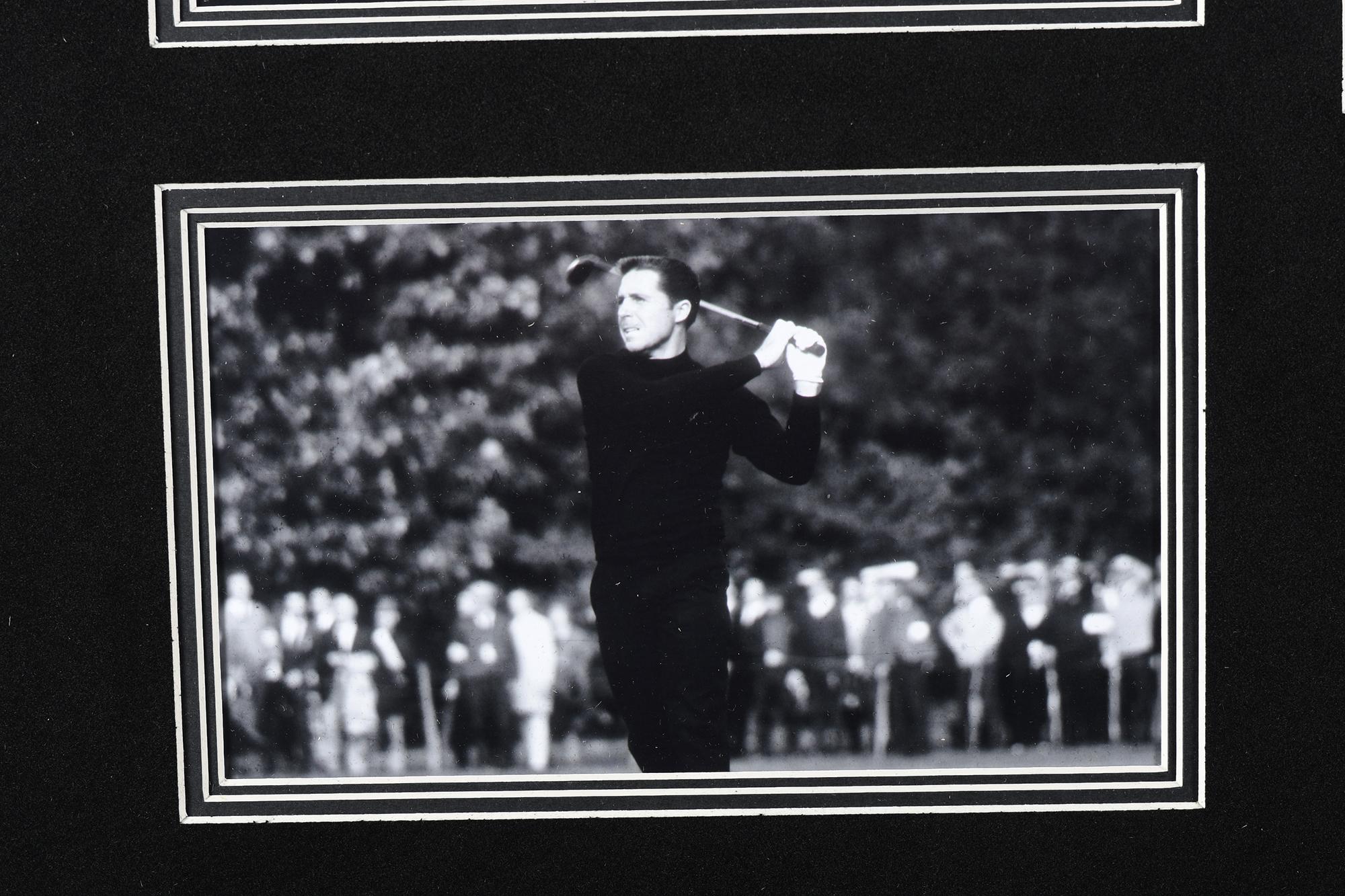 GARY PLAYER SIGNATURE PRESENTATION - Image 6 of 6